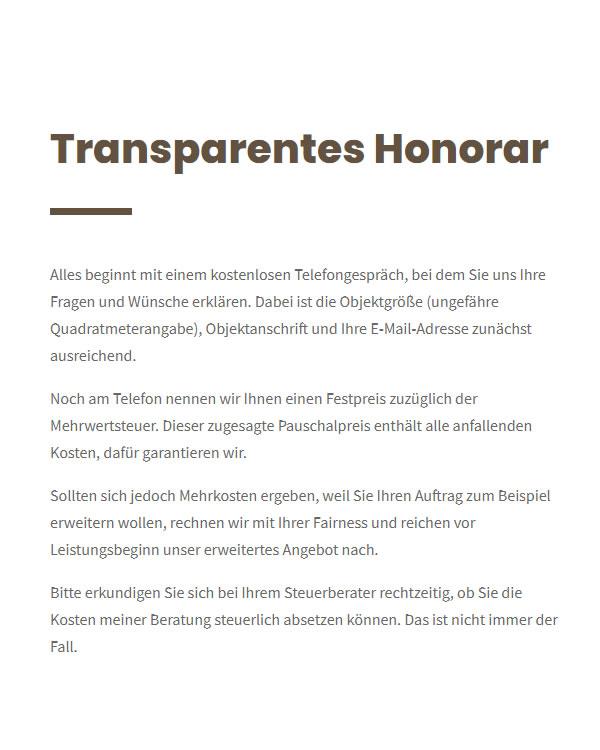 Baumaengelerfasser für 80331 München